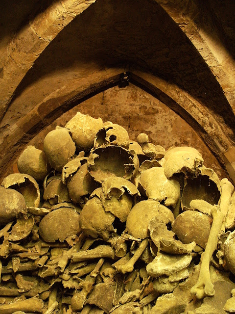 England's best-surviving medieval charnel chapel now accessible through new 3D model
