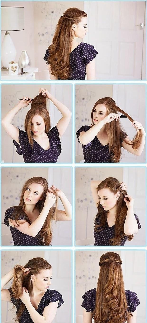 At Kuyruğu Saç Modellerine Alternatifler Nelerdir