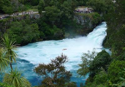Huka Falls, Taupo