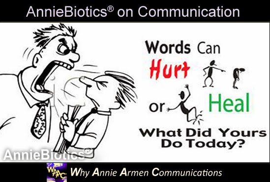 Why Annie Armen: 20 Quotes on COMMUNICATION in Business