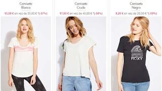 camisetas para mujer 2