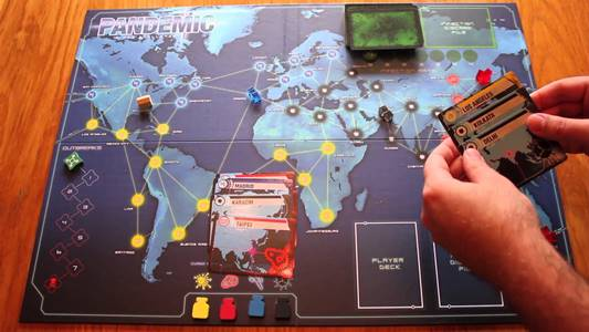 pandemic board game bagus paling seru