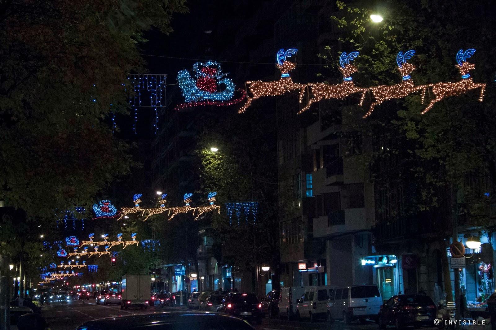 Invisible SLG Photos Iluminacin Navidad 201314 Logroo