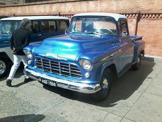 Pickup Chevrolet 1956
