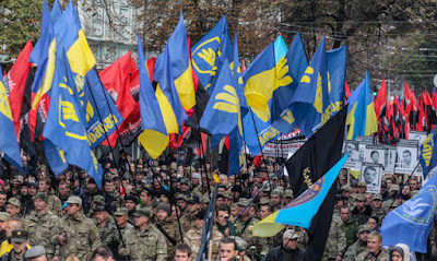 Ukraine celebrated the Defender's Day