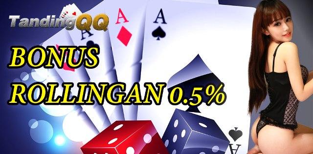 Agen Poker Terlaris Indonesia Hanya di TandingQQ.com