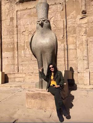 "سحر نوح ""وحملة يلا نجمل مصر"
