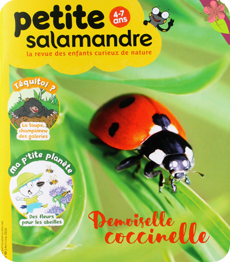 La petite salamandre - Avril-mai 2016