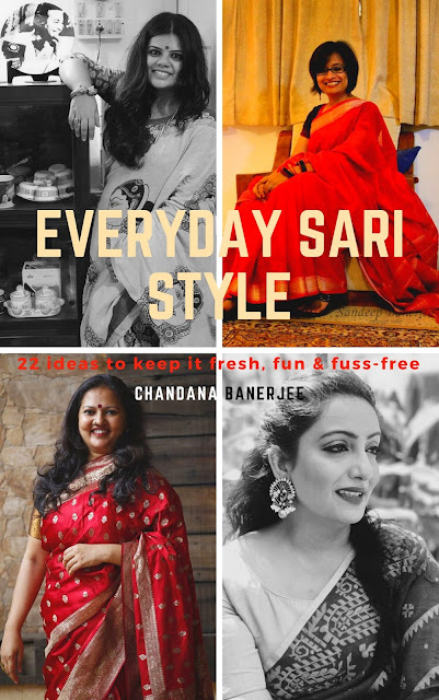 everyday sari style tips