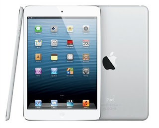 March And December Prize: 64GB Wi-Fi And Cellular White iPad Mini