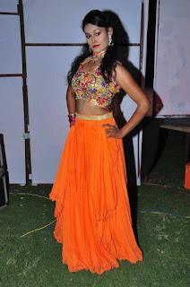 Actress Nisha Stills at Eedo Rakam Aado Rakam Movie Audio Launch 0018