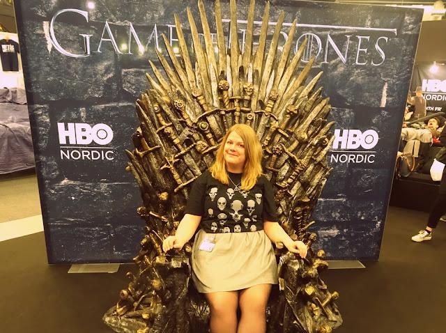 Comic Con Copenhagen 2018 HBO Nordic