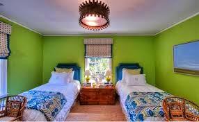 foto desain kamar anak kembar perempuan