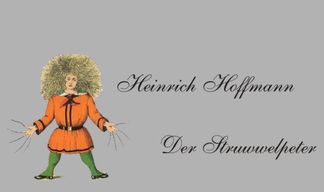 Gedichte Und Zitate Fur Alle Einfuhrung Und Inhalt Struwwelpeter