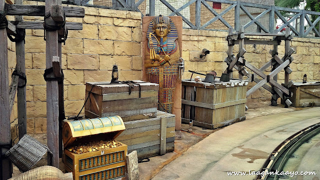 Treasure Hunter at Universal Studios Singapore