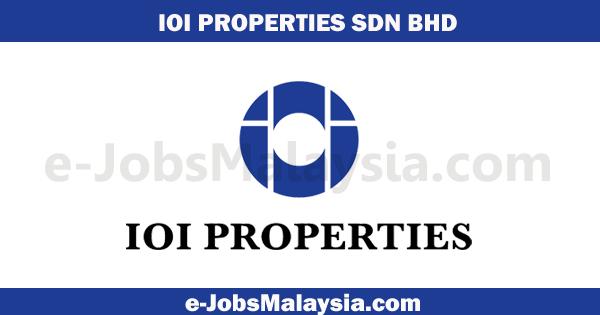 IOI Properties Sdn Bhd