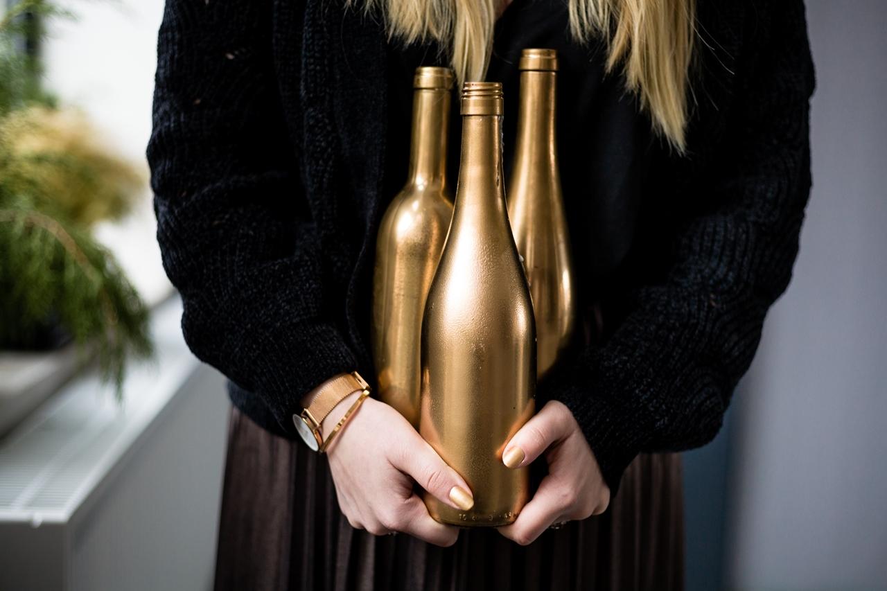 15 łódź boho wesela dotatki miejsca złoto outfit fashion moda blogerka łódź style sweter spódnica blondynka włosowa beauty lifestyle