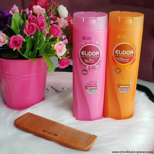 elidor canlı ve parlak şampuan