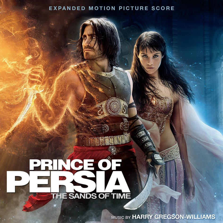 Prince of Persia: The Sands of Time [Original Soundtrack ...