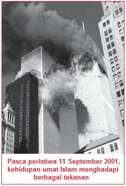 peristiwa WTC pada tanggal 11 September 2001