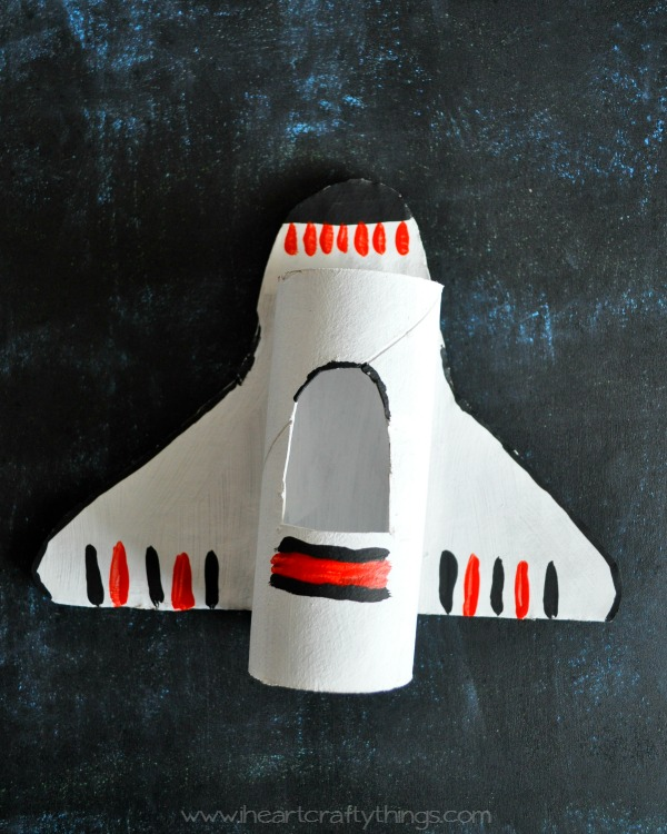 space shuttle craft ideas - photo #1