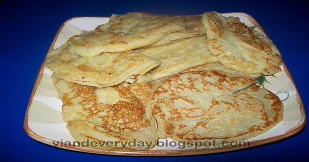 Sweet Potato Pancake Recipe