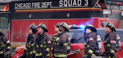 Os bombeiros se tratam como família e mantém o código de nunca deixar ninguém para trás