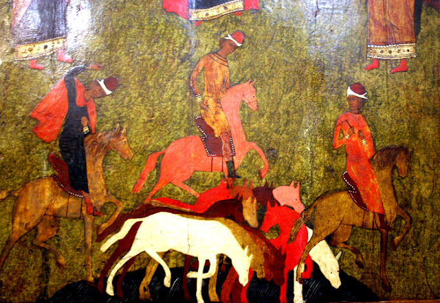 Florus and Laurus with the Miracle of St. George and the Dragon in Perm