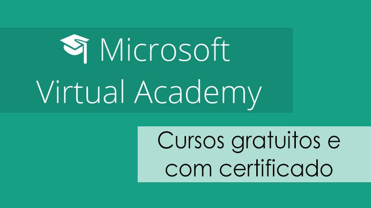 Microsoft oferece cursos gratuitos e com certificado