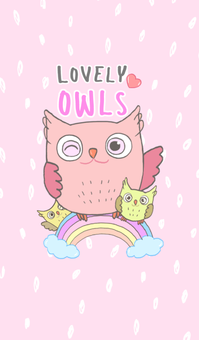 Lovely Owls