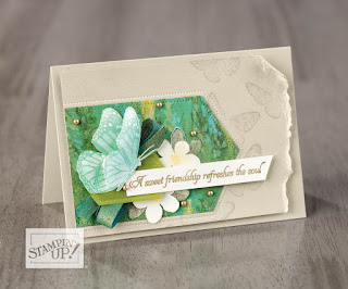 Butterfly Wishes by Stampin' Up!®