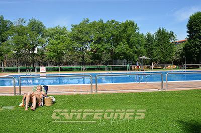 Piscina Aranjuez precios piscinas Madrid