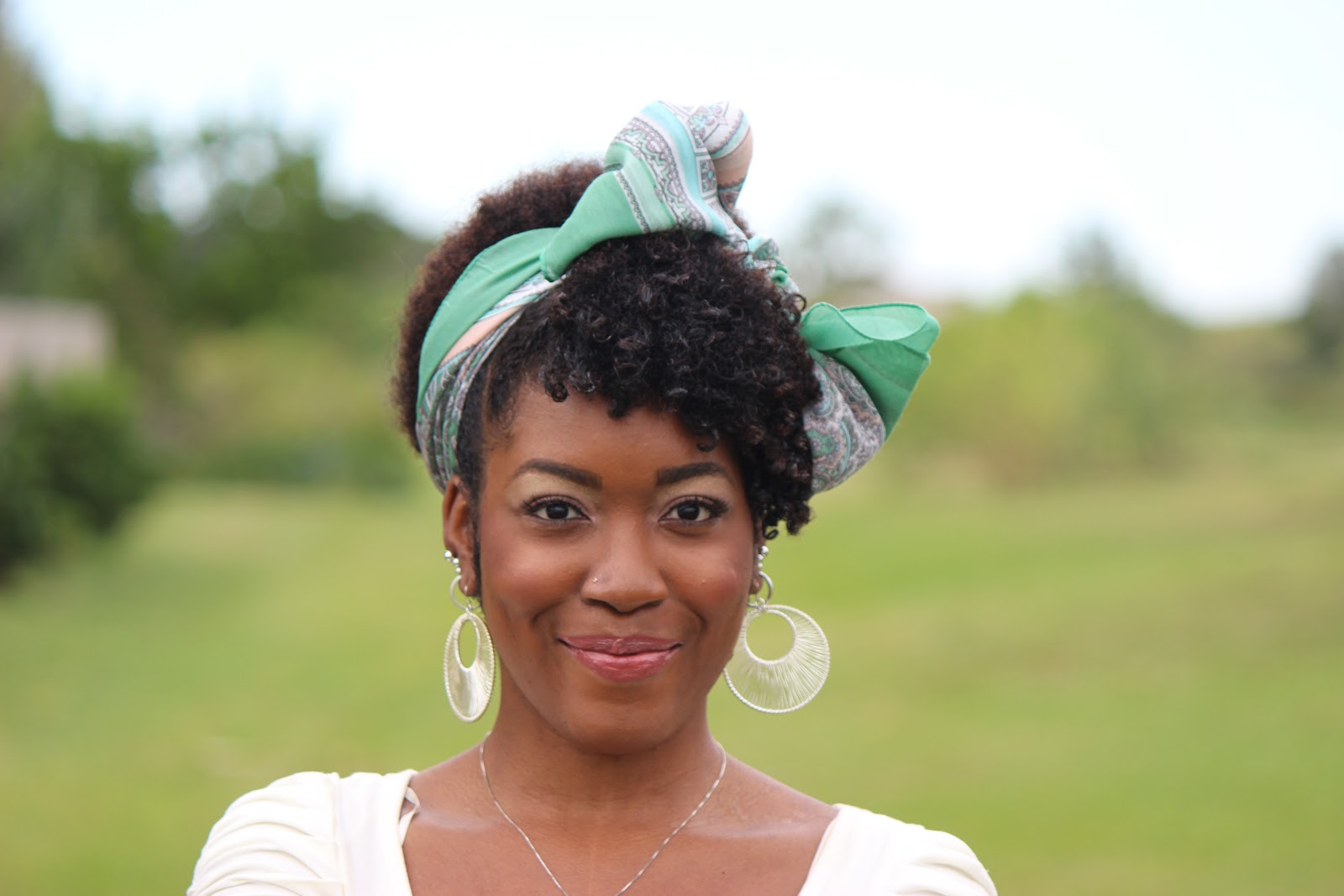 natural hairstyles black women with scarves natural hair ...
