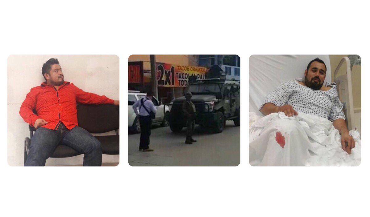 """Elementos de la PGR son detenidos """"cobrando piso"""", se enfrentan a balazos con Fuerza Tamaulipas"""