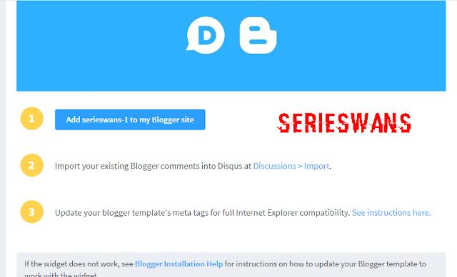 Cara Mengganti Komentar Blogger dengan Komentar Disqus di Blog