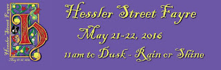 Hessler Street fair information block