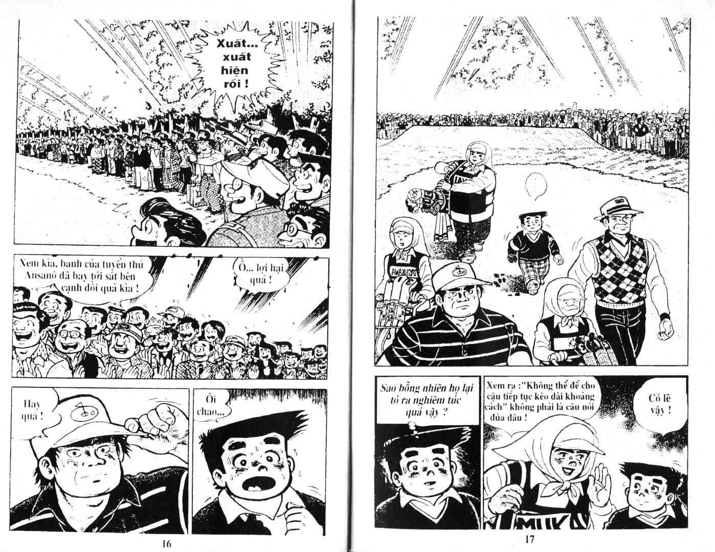 Ashita Tenki ni Naare chapter 40 trang 6