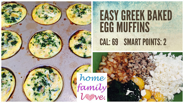 Perfect low carb breakfast that is freezer friendly and perfect for meal prepping.