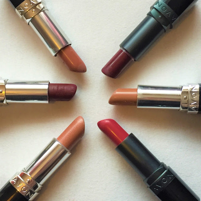 Avon Lipsticks - Product Review