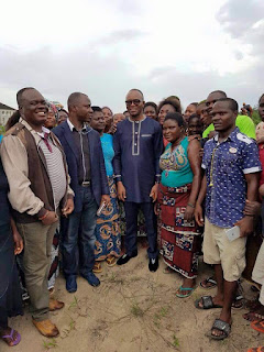 Ibe Kachikwu in Gbaramatu Kingdom