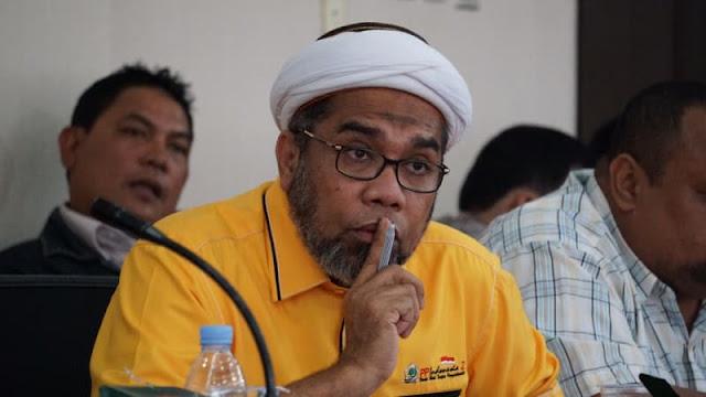 Ngabalin: Harusnya Mardani dan Neno Warisman Langsung Lapor Polisi