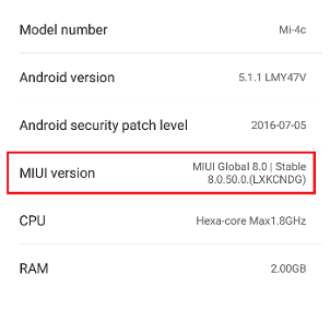 Inilah Cara Memeriksa ROM atau Distributor Xiaomi Asli Original atau tidak
