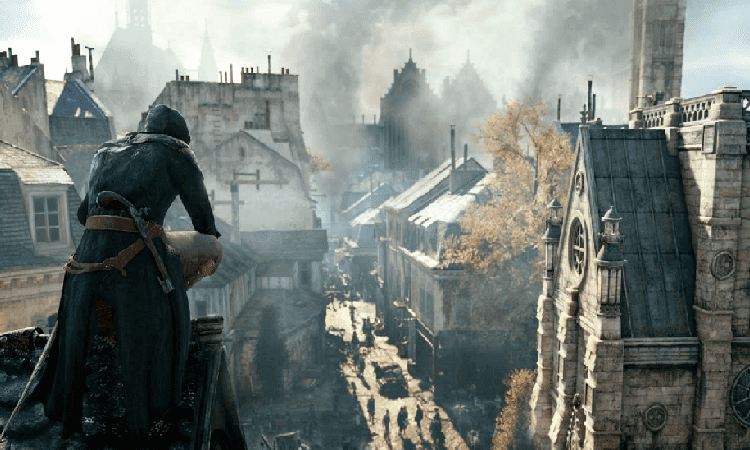 تحميل لعبة Assassin's Creed Unity
