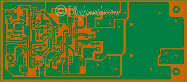 class d amplifier Apex PCB D2000