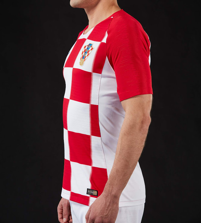 3b3db34e957 Croatia 2018 World Cup Home Kit Released - Footy Headlines