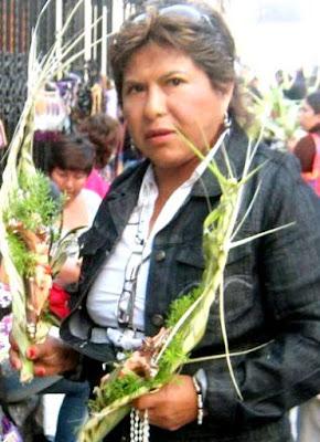 Foto de La Mecánica del Folklore con sus ramos