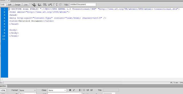 Panduan Dasar HTML untuk Pemula