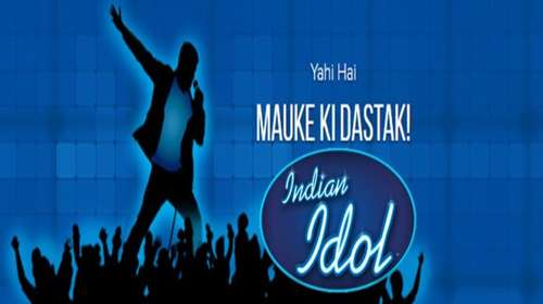 Poster Of Indian Idol 7th January 2017 250MB HDTV 576p Free Download Watch Online Worldfree4u