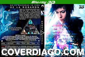 Ghost In The Shell - La Vigilante Del Futuro - BLURAY 3D