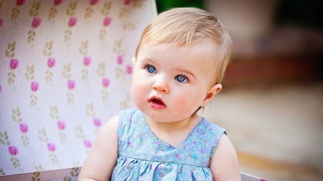 """""""Chết mê"""" loạt hình ảnh em bé dễ thương từ 1 - 3 tuổi"""